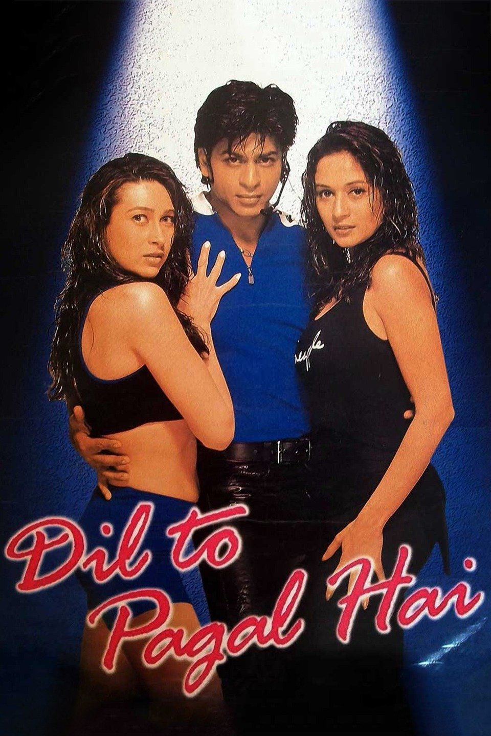 Dil To Pagal Hai Movie Download HD DVDRip 720p 1997