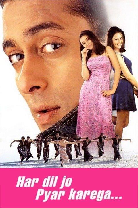 Har Dil Jo Pyar Karega Full Movie Download HD DVDRip 720p 2000