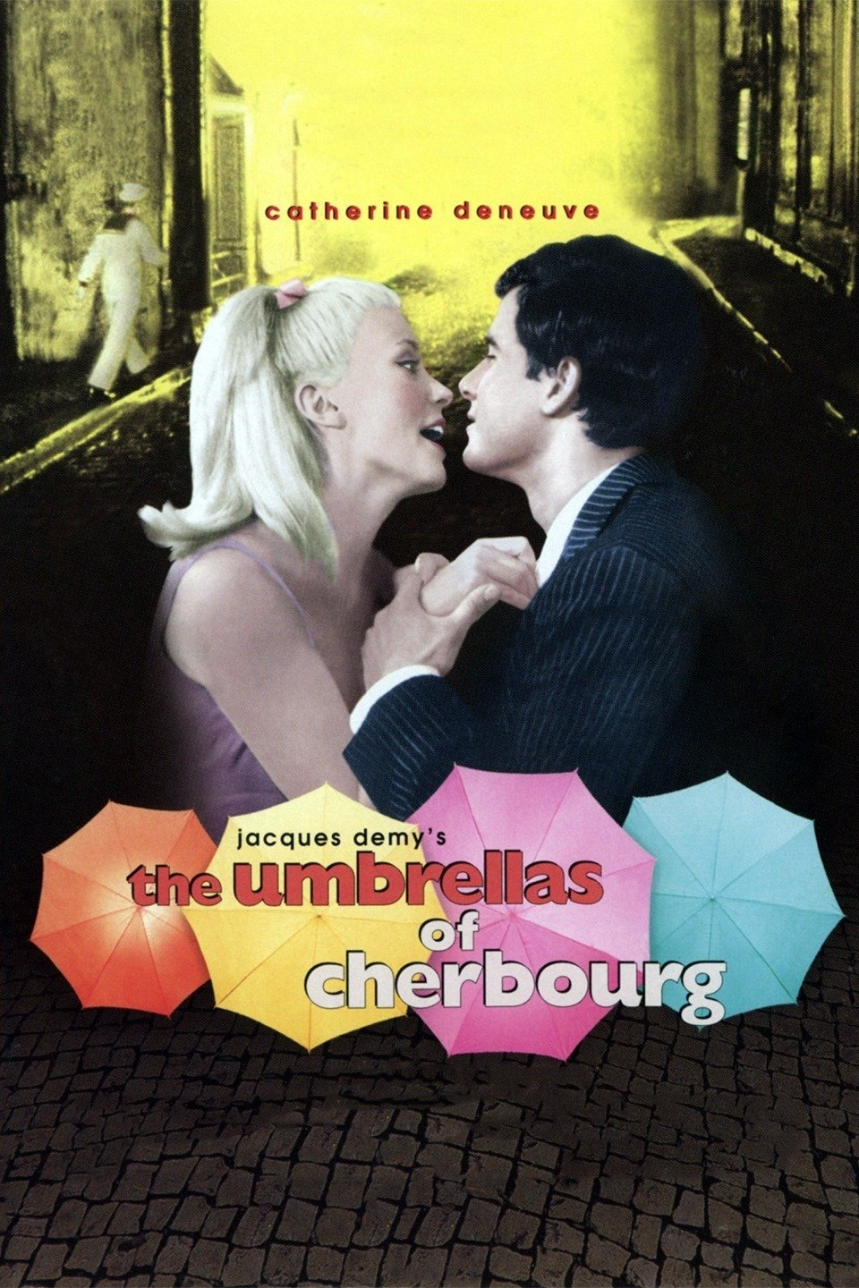 The Umbrellas of Cherbourg-Les parapluies de Cherbourg