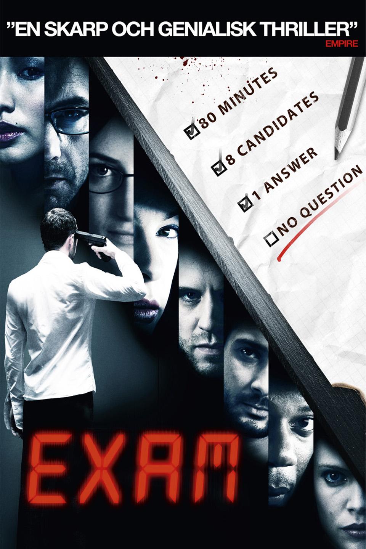 Exam (2009) – একটি সাইকোলজিক্যাল থ্রিলার মুভি