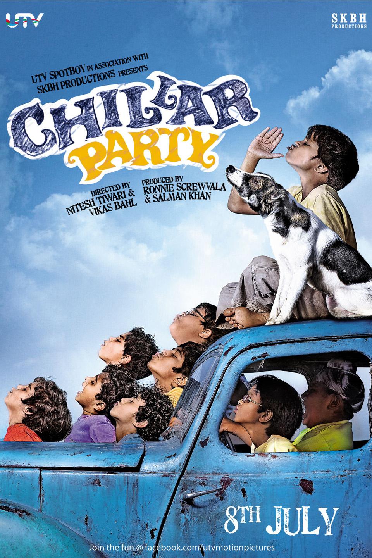 Chillar Party 2011 Hindi Full Movie HD Download 720p Bluray