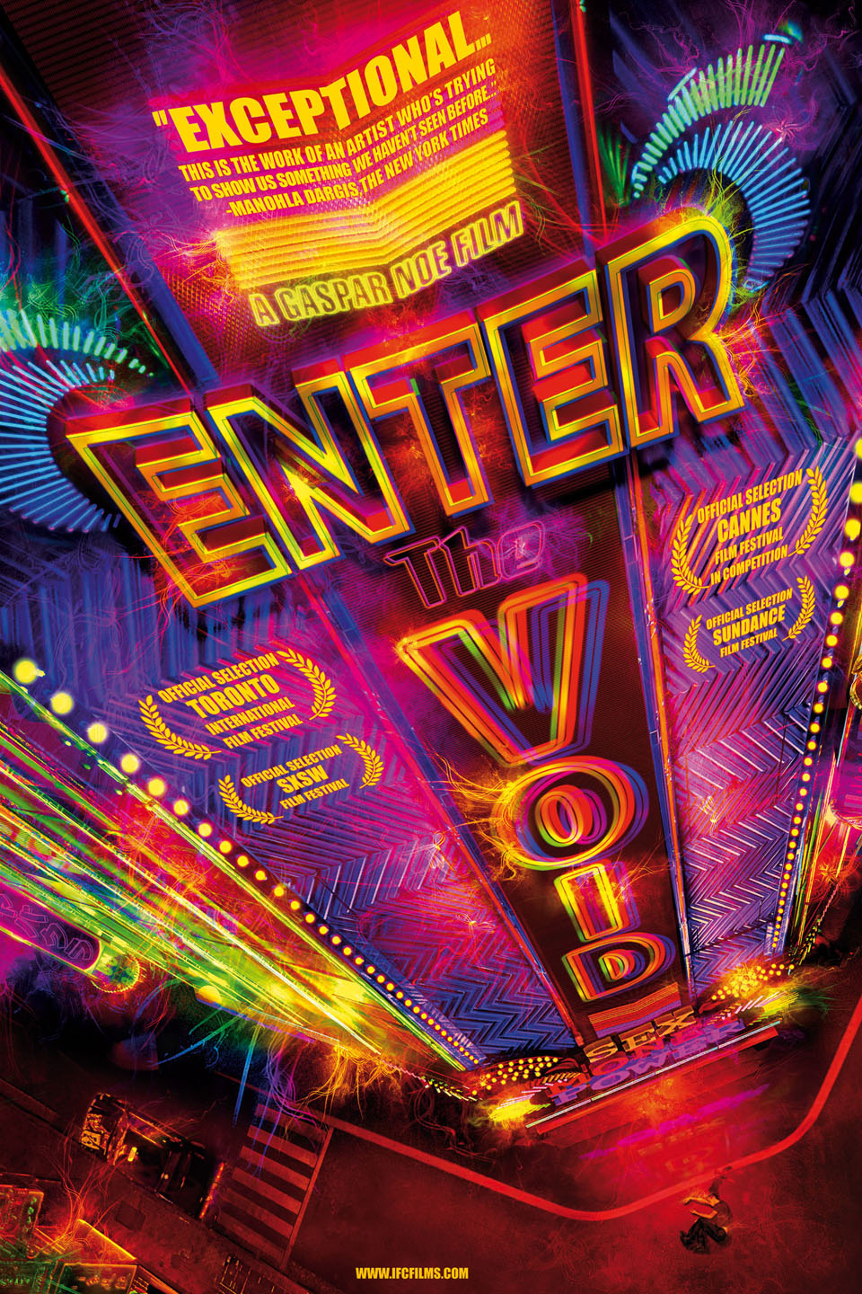 Enter the Void-Enter the Void