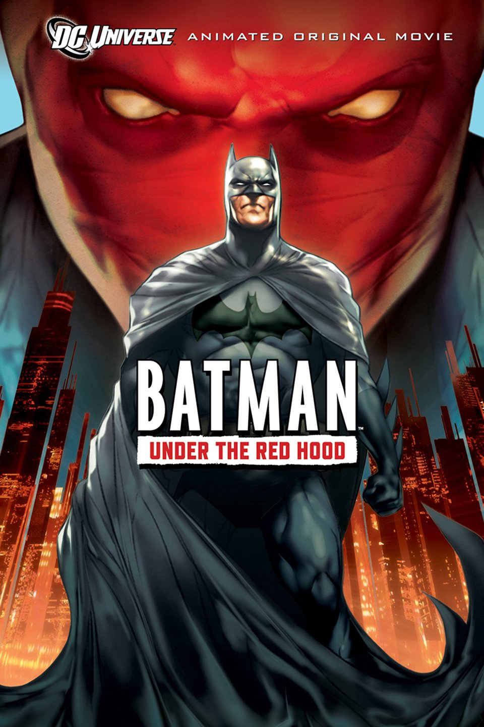 Batman: Under The Red Hood-Batman: Under The Red Hood