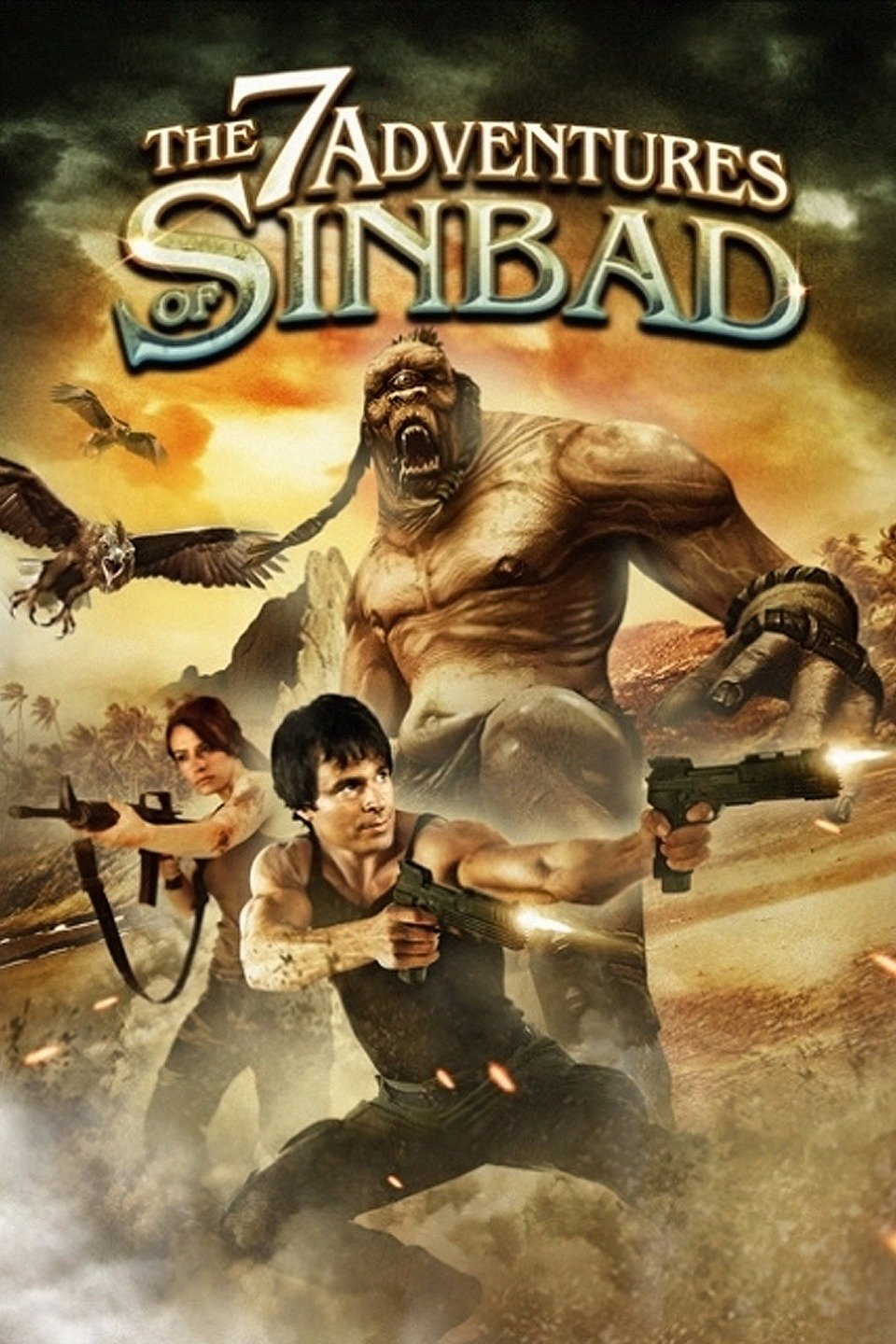 The 7 Adventures of Sinbad-The 7 Adventures of Sinbad
