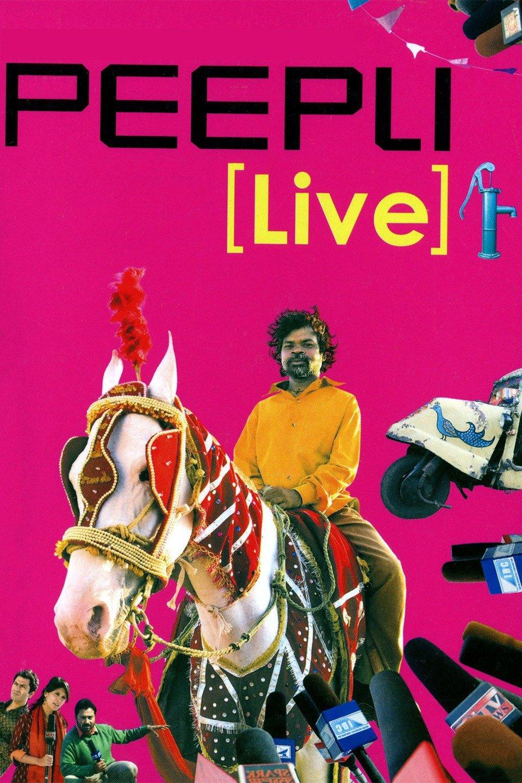 Peepli Live 2010 DVDRip Full HD Hindi Movie Download 720p