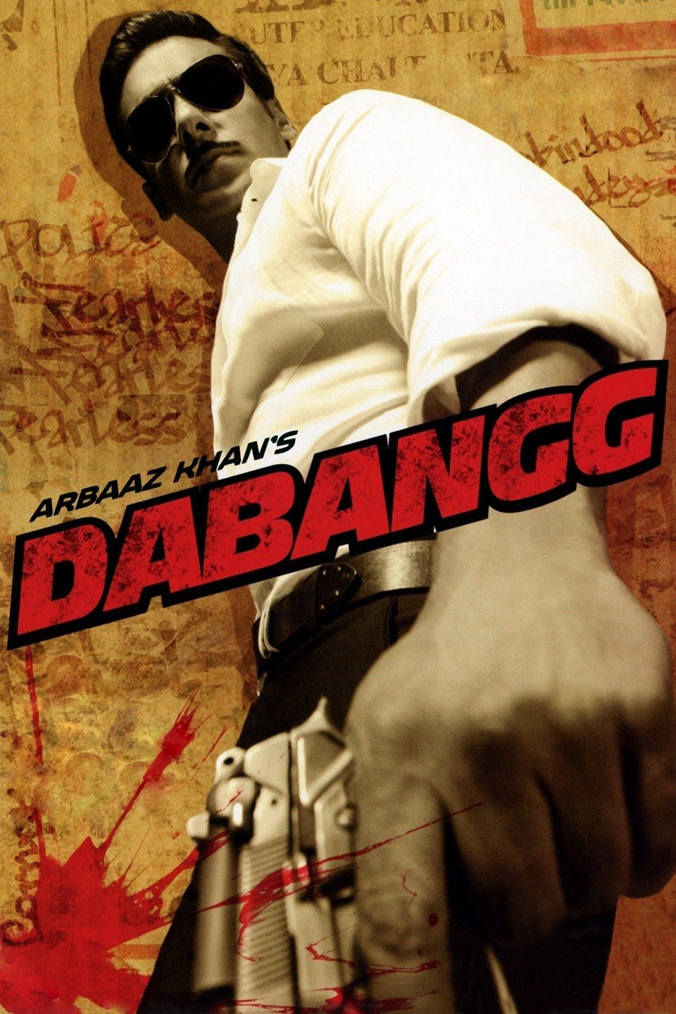 Dabangg 2010 Hindi Full Movie Free Download 720p BluRay