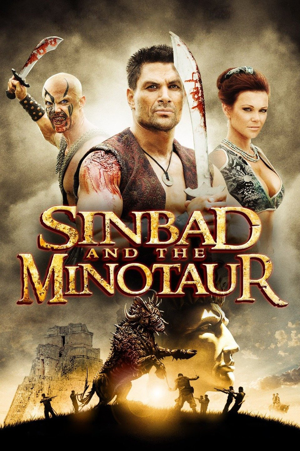Sinbad and the Minotaur-Sinbad and the Minotaur