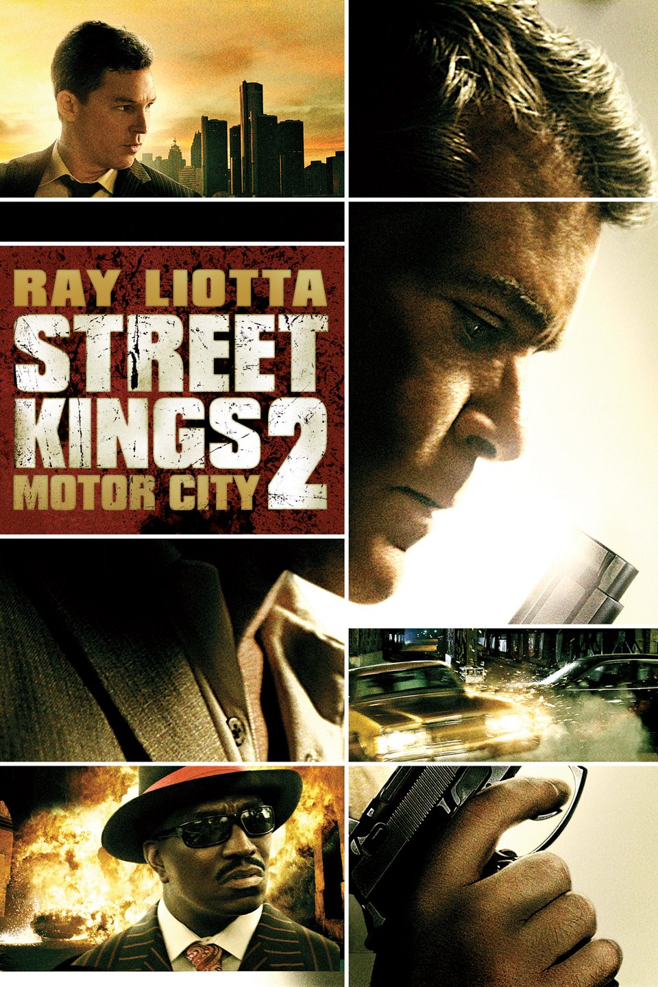 Street Kings 2: Motor City-Street Kings 2: Motor City
