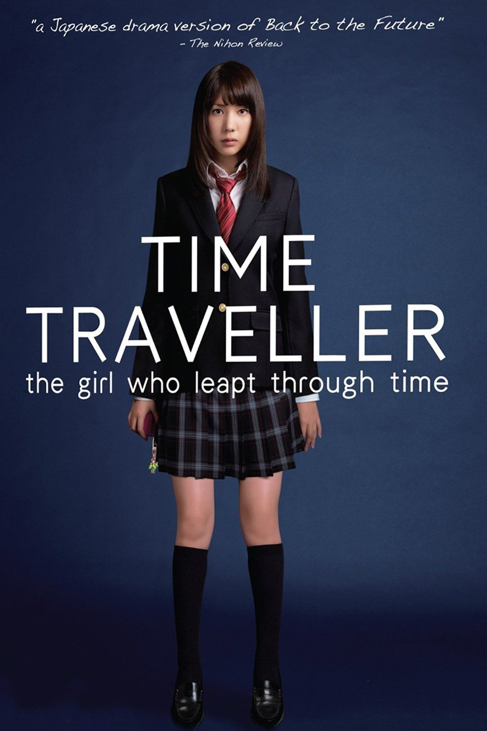 The Girl Who Leapt Through Time-時をかける少女