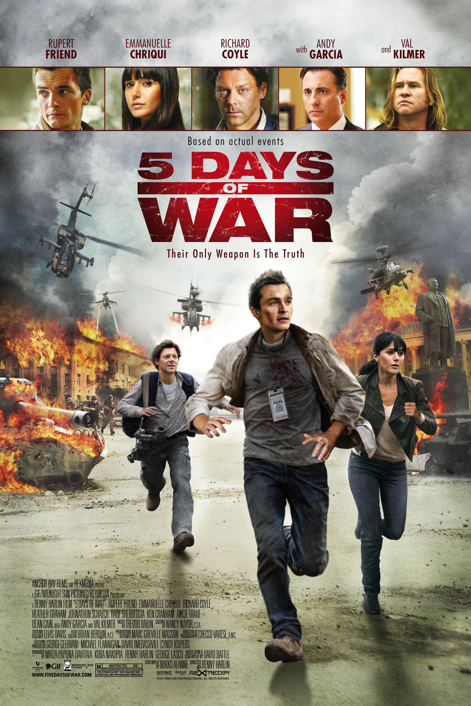 5 Days of War-5 Days of War