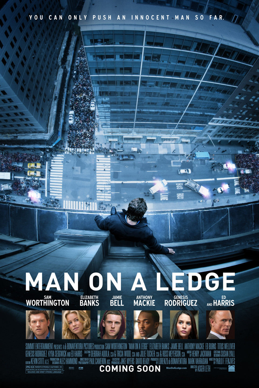 Man on a Ledge-Man on a Ledge