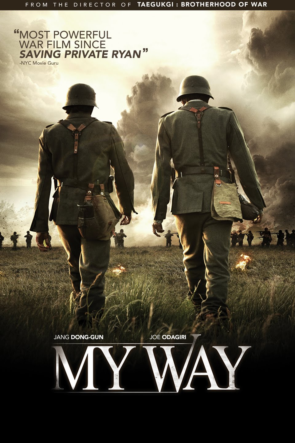 My Way - Mai wei (2011)