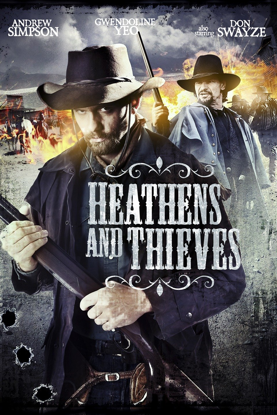 Heathens and Thieves-Heathens and Thieves
