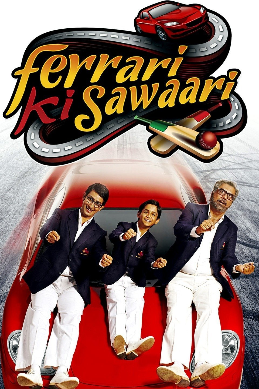 Ferrari Ki Sawaari 2012 DVDRip Hindi Full Movie HD Download 720p