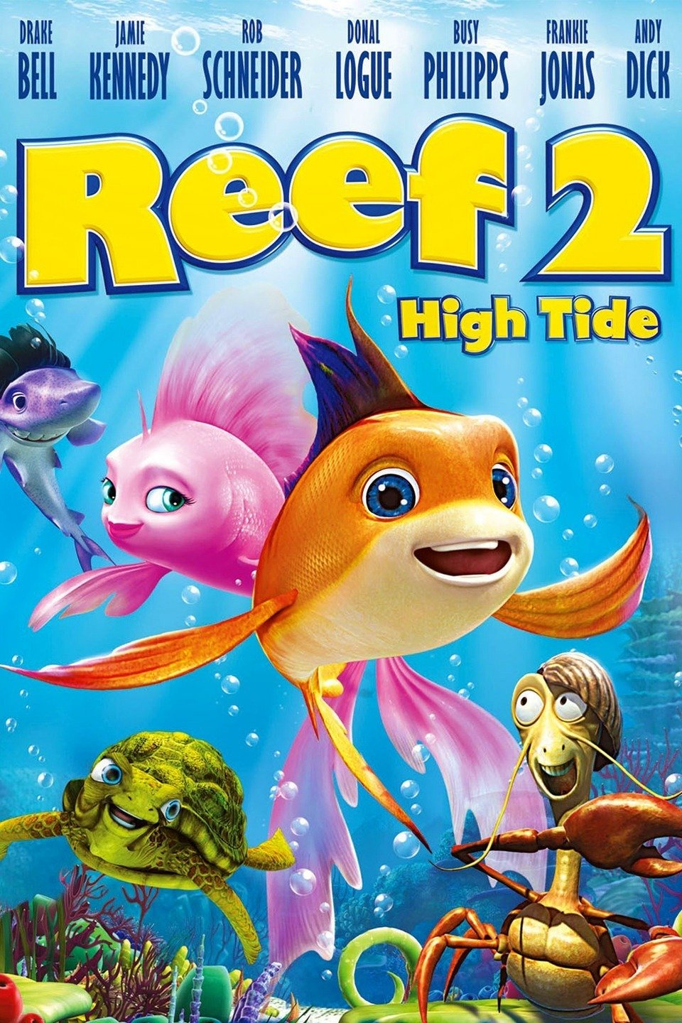 The Reef 2: High Tide-The Reef 2: High Tide