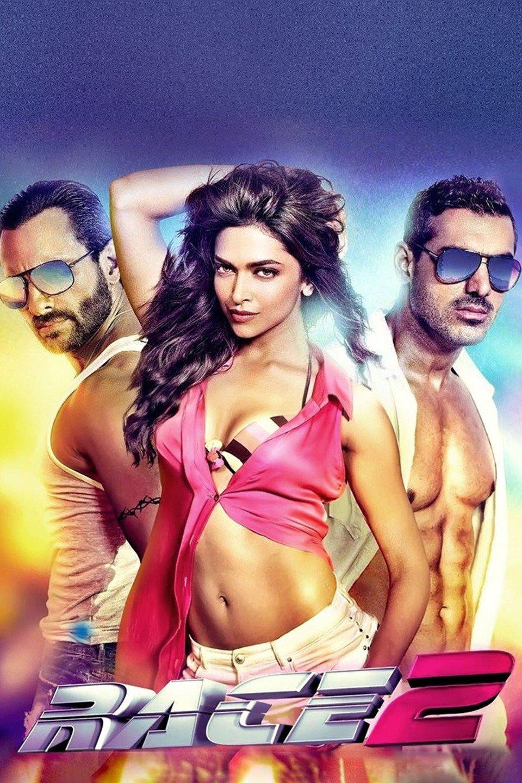 Race 2 2013 Hindi Full Movie Free Download 720p BluRay