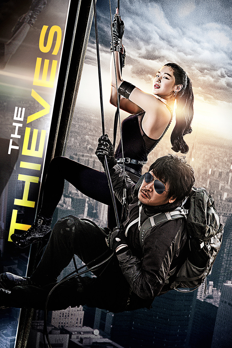 The Thieves (2012) Tagalog Dubbed