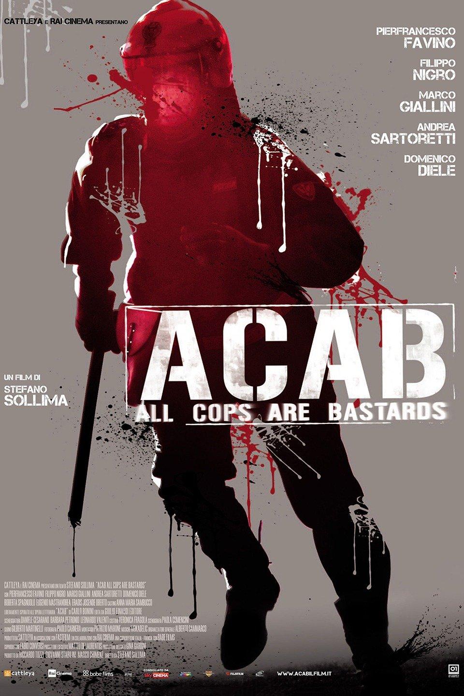 A.C.A.B.-ACAB - All Cops Are Bastards