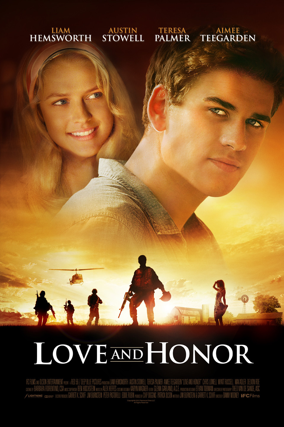 Love and Honor-Love and Honor