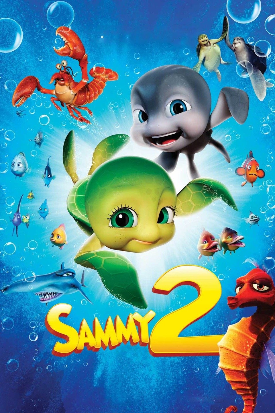 A Turtle's Tale 2: Sammy's Escape from Paradise-Sammy's avonturen 2