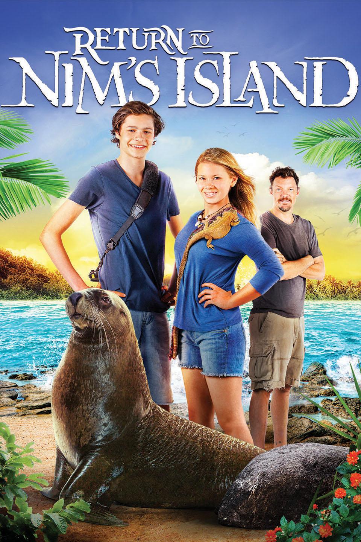 Return to Nim's Island-Return to Nim's Island
