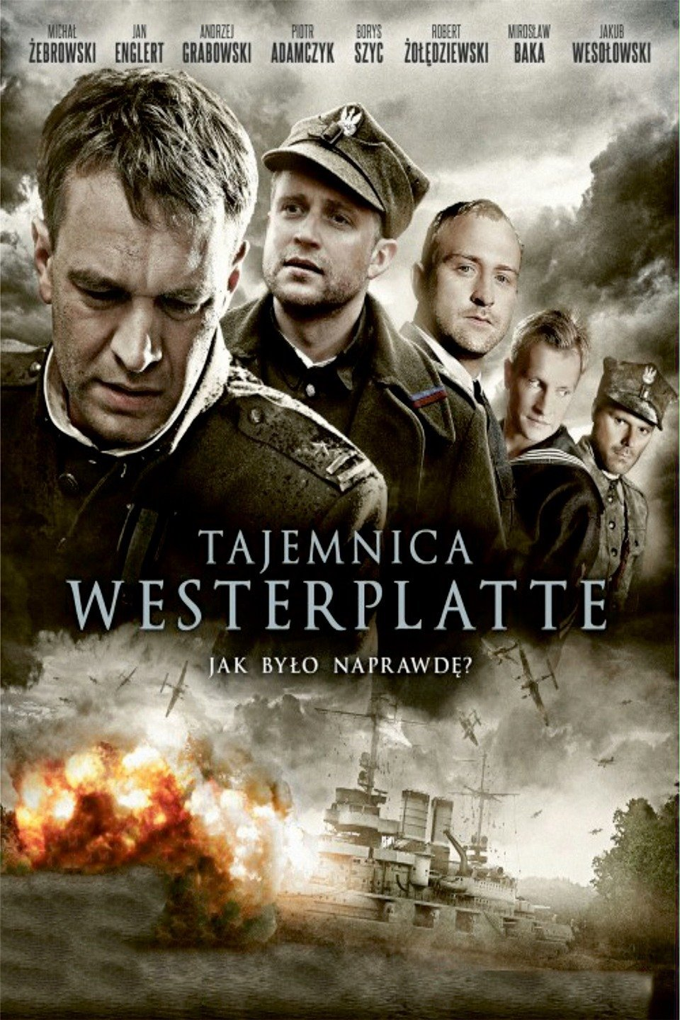 1939 Battle of Westerplatte-Tajemnica Westerplatte