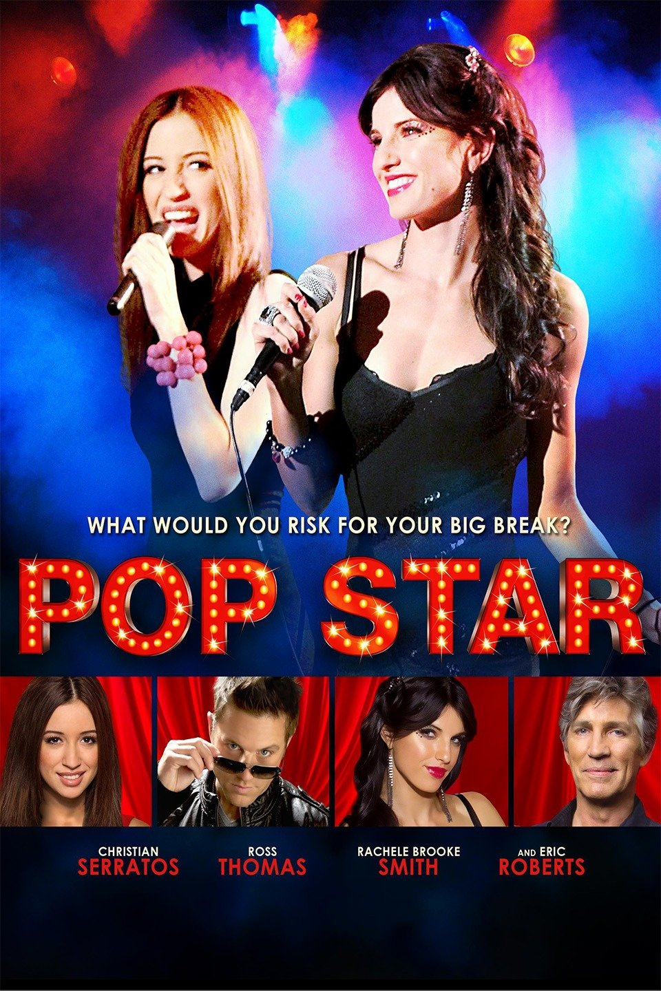 Pop Star-Lip Service