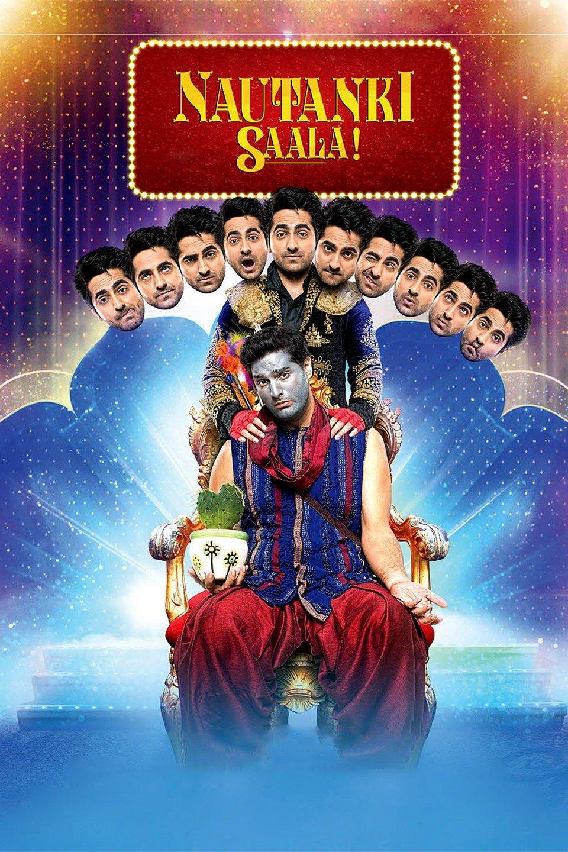 Nautanki Saala 2013 Hindi Full Movie HD Download 720p Bluray