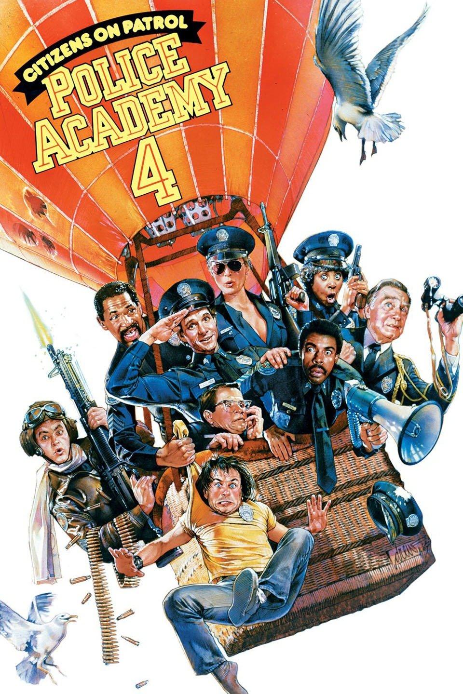 Police Academy 4: Citizens on Patrol-Police Academy 4: Citizens on Patrol