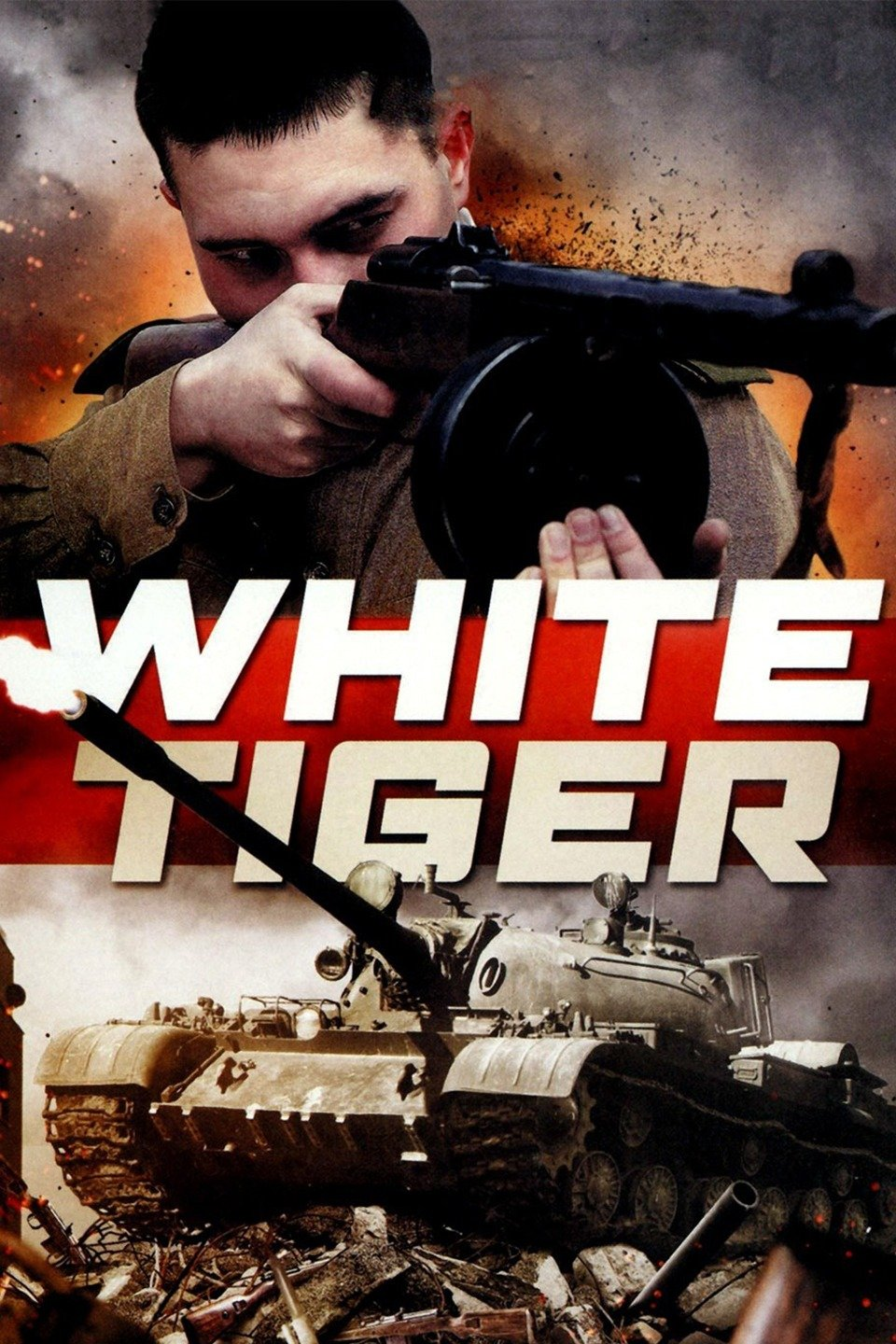 The White Tiger-Belyy tigr