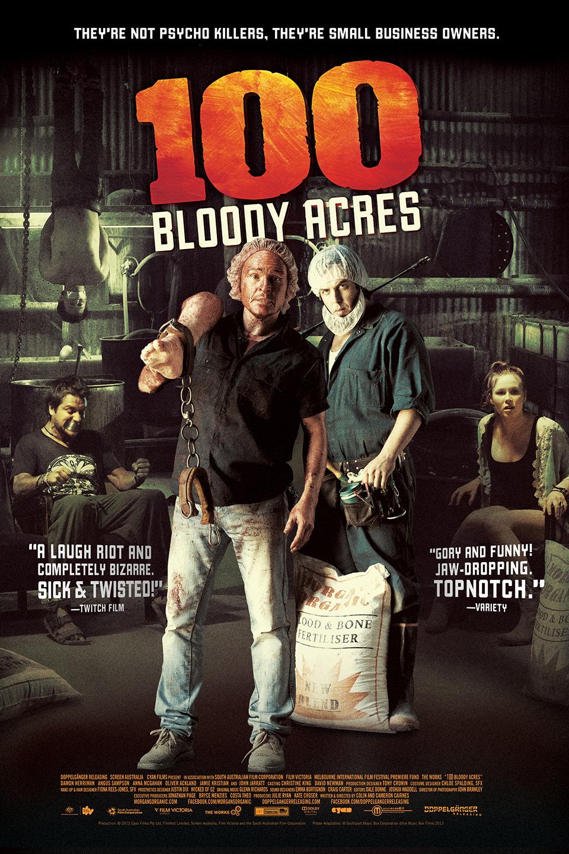 100 Bloody Acres-100 Bloody Acres