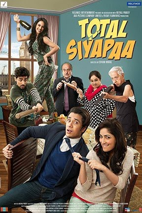 Total Siyapaa 2014 Hindi Movie Download Watch Online DVDRip