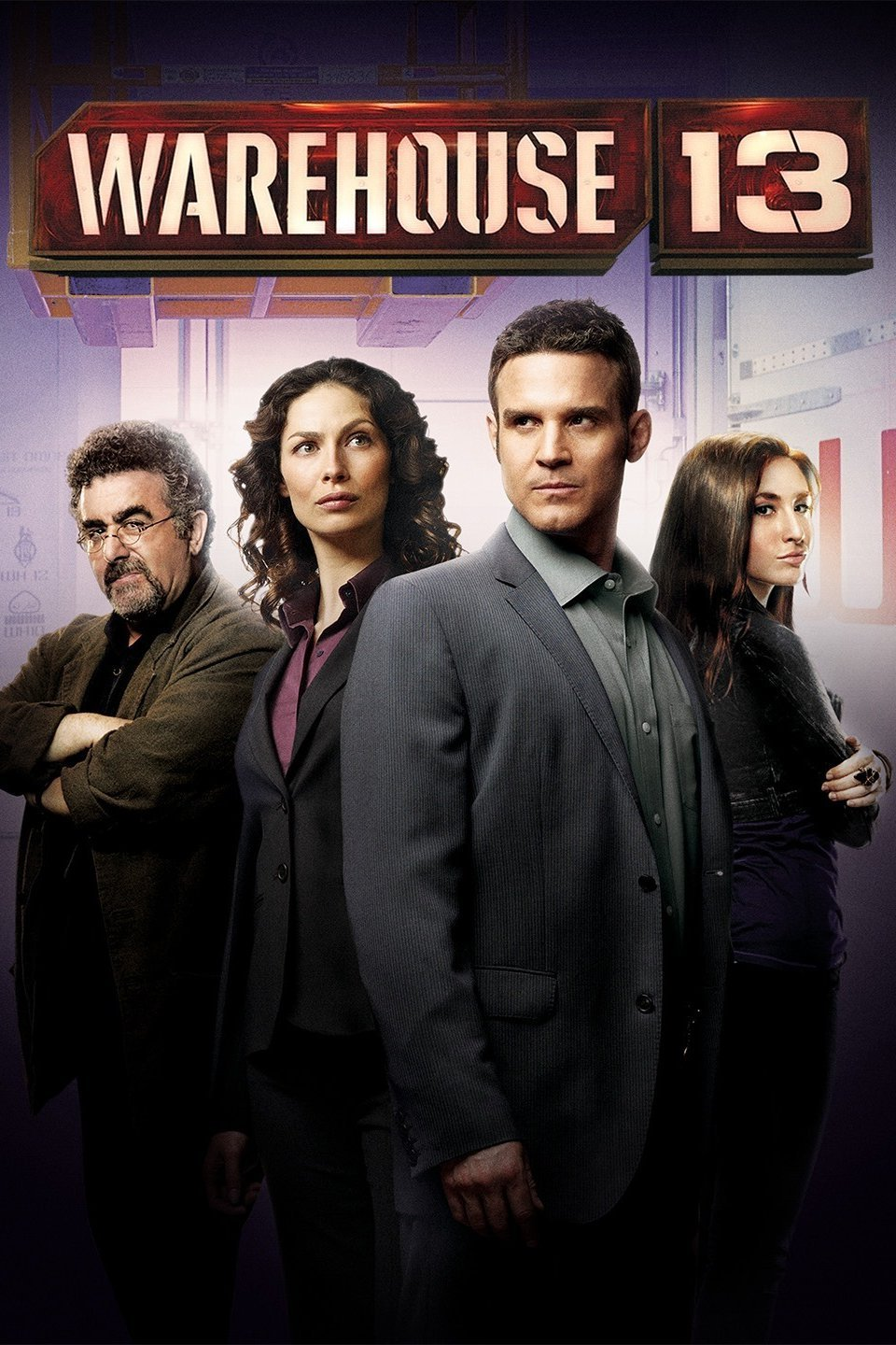 Warehouse 13 Tv Series Download Season 4 Complete 480p WEB-DL