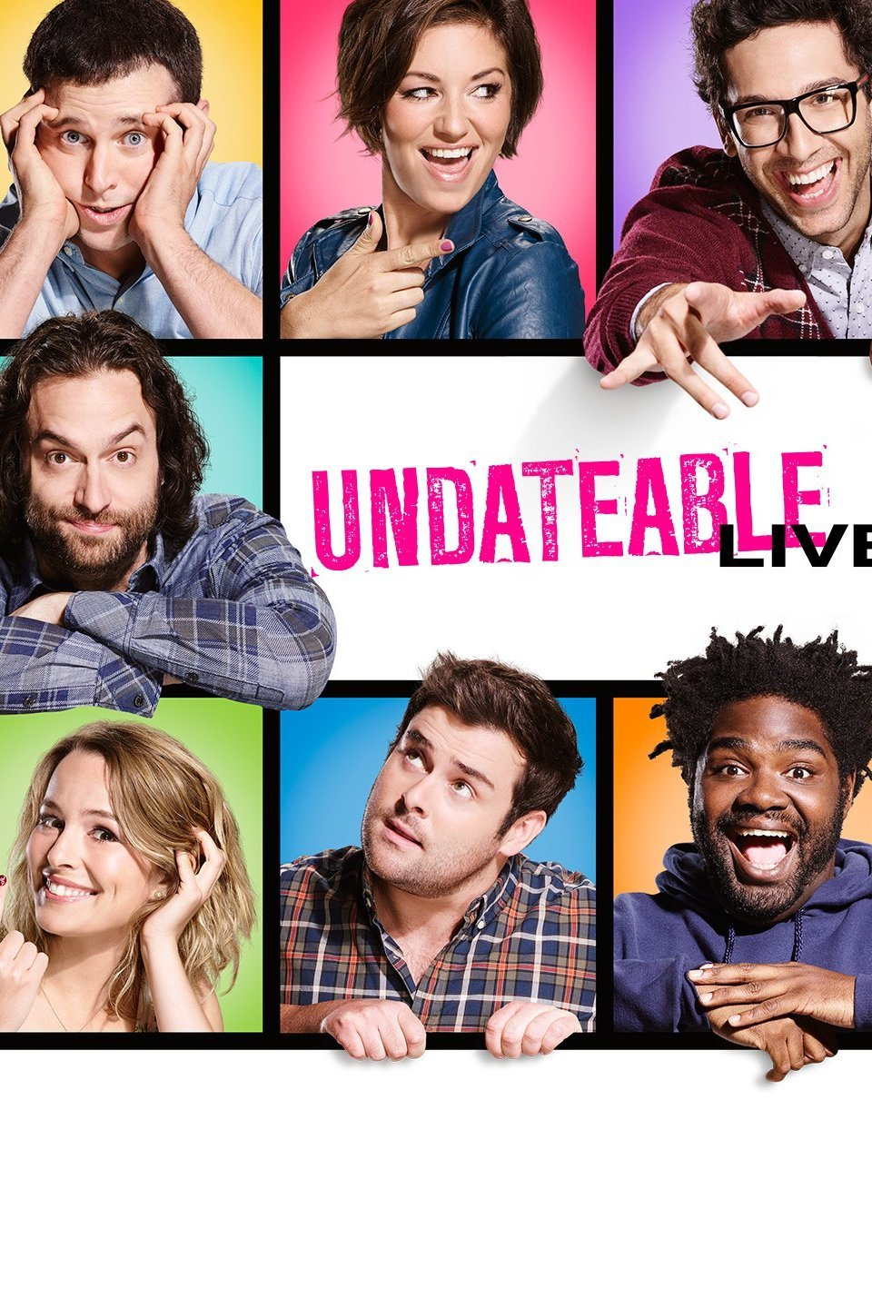 Undateable Season 1 Complete 480p WEB-DL