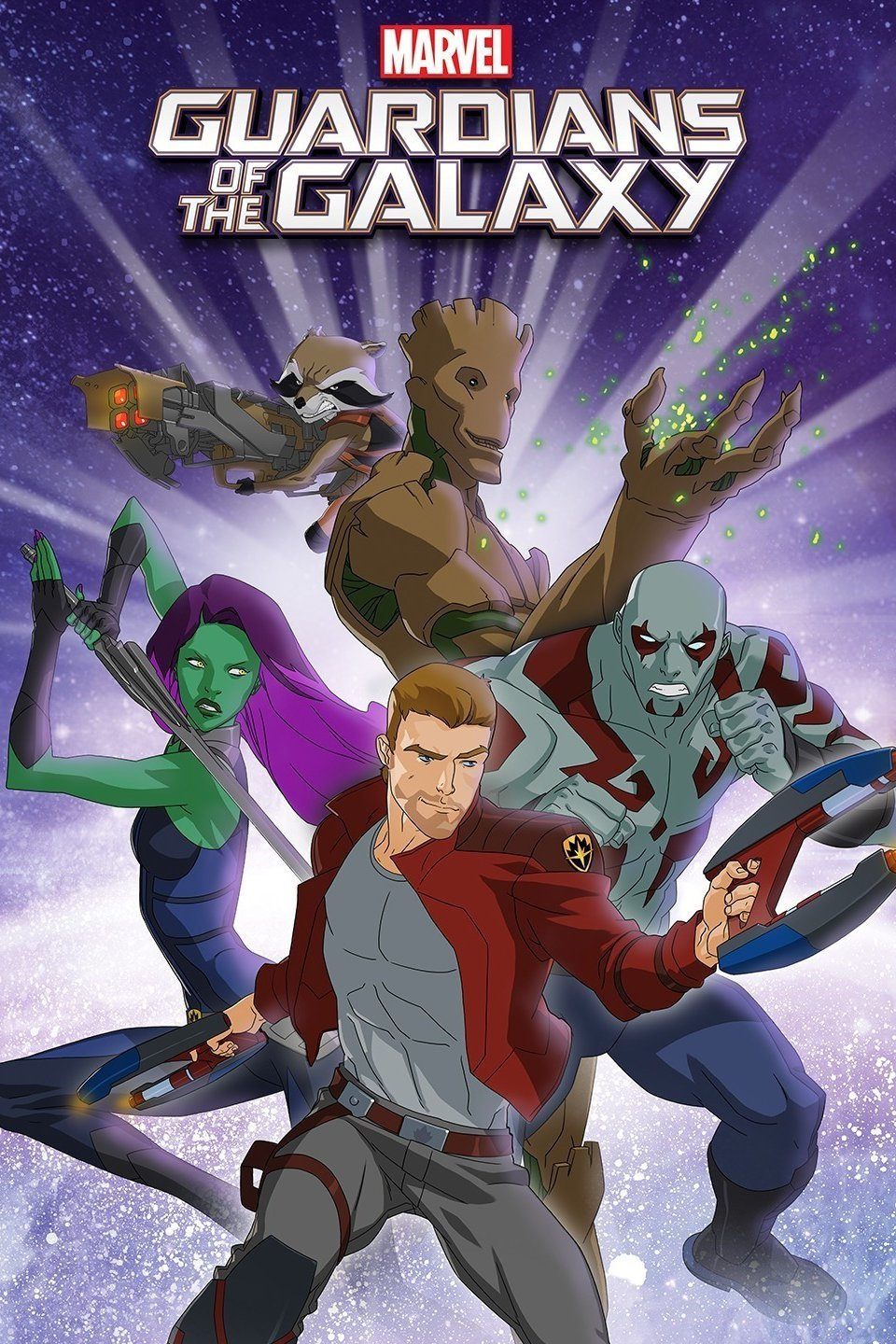 Guardians of the Galaxy Season 2 Download Complete 480p WEBRip