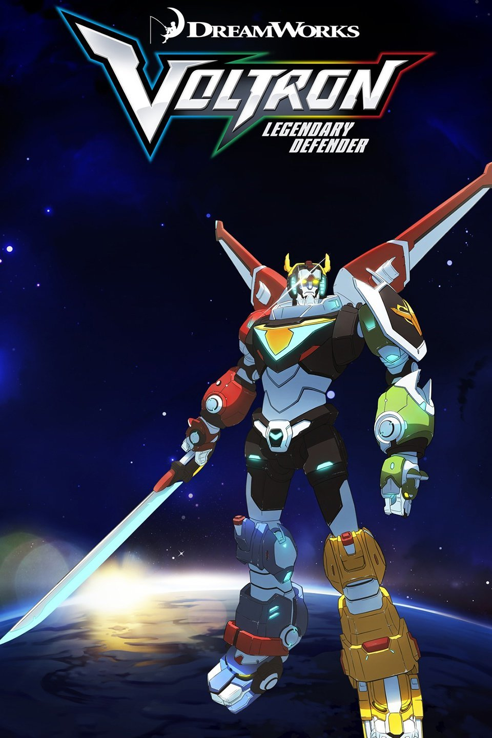 Voltron Season 3 Download Complete 480p WEBRip
