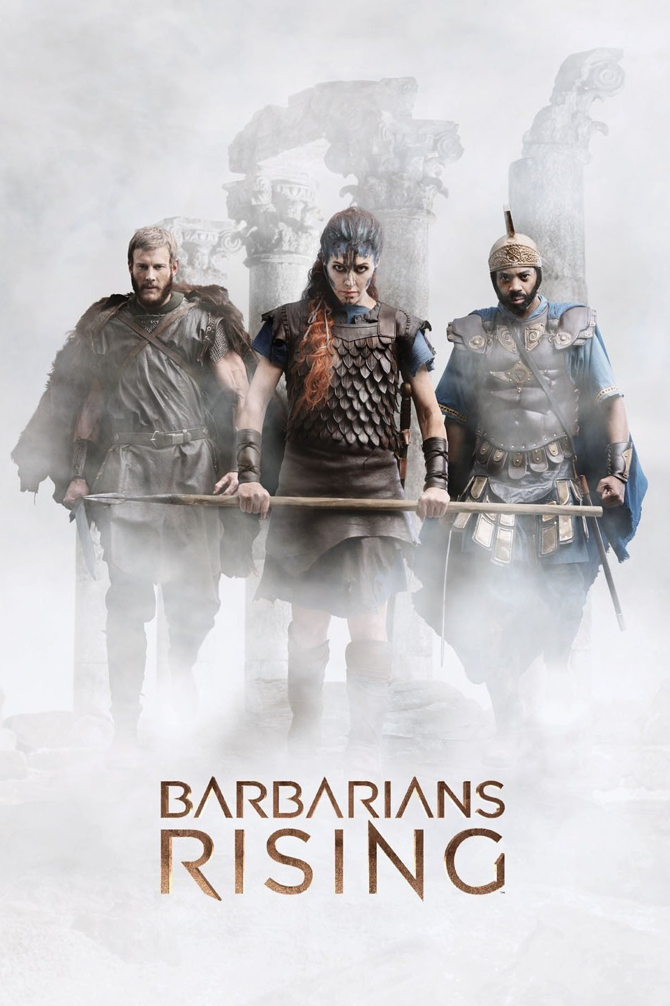 Barbarians Rising Season 1 Complete 480p BluRay