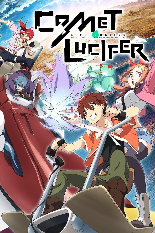 Comet Lucifer-コメット・ルシファー