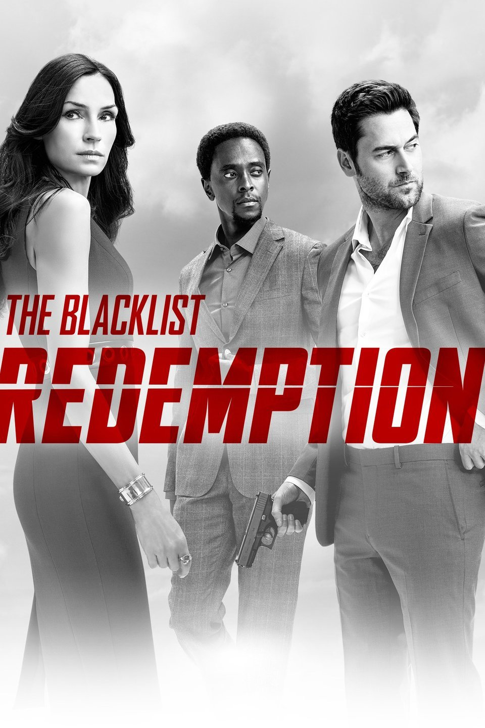 The Blacklist: Redemption-The Blacklist: Redemption