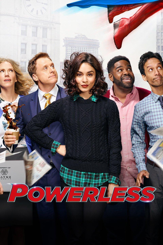 Powerless Season 1 Complete Download 480p NBC Tv