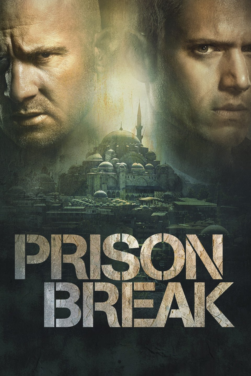 Prison Break S02 Complete 480p WEB-DL Micromkv
