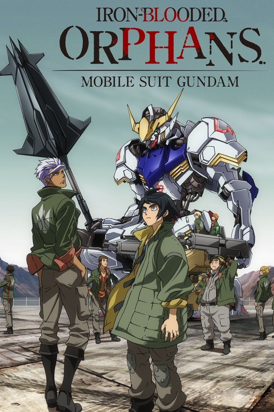 Mobile suit gundam - iron-blooded orphans