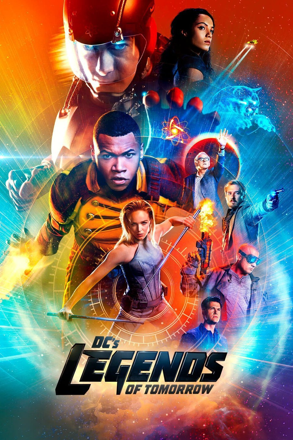 Legends of Tomorrow Season 3 Episode 1 Download HDTV