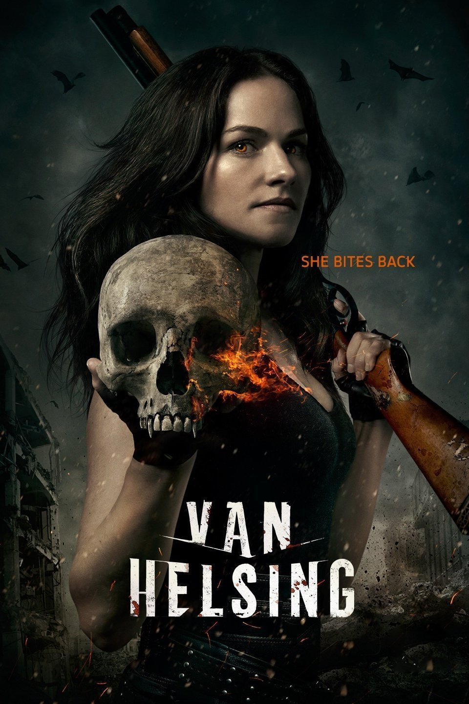 Van Helsing Tv Series Download Season 1 Complete 480p HDTV