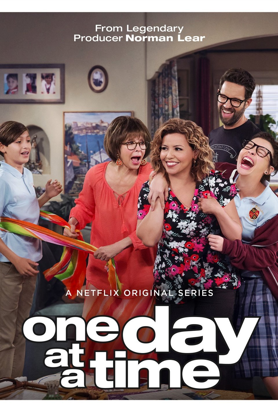 One Day at a Time Season 1 Complete Download 480p WEB-DL