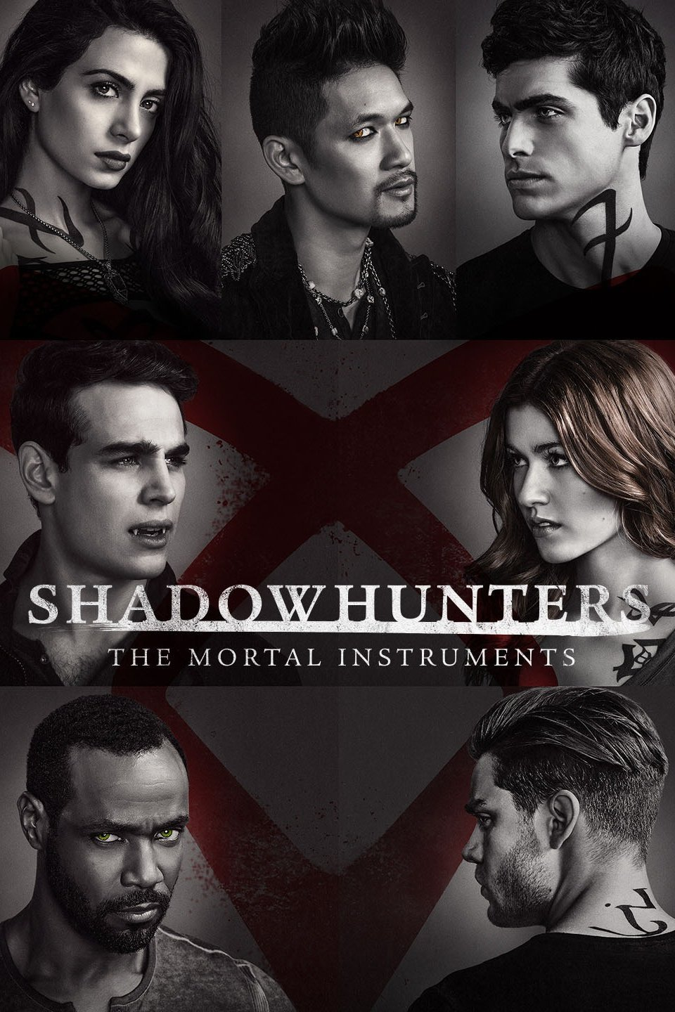 Shadowhunters: The Mortal Instruments-Shadowhunters Season 1