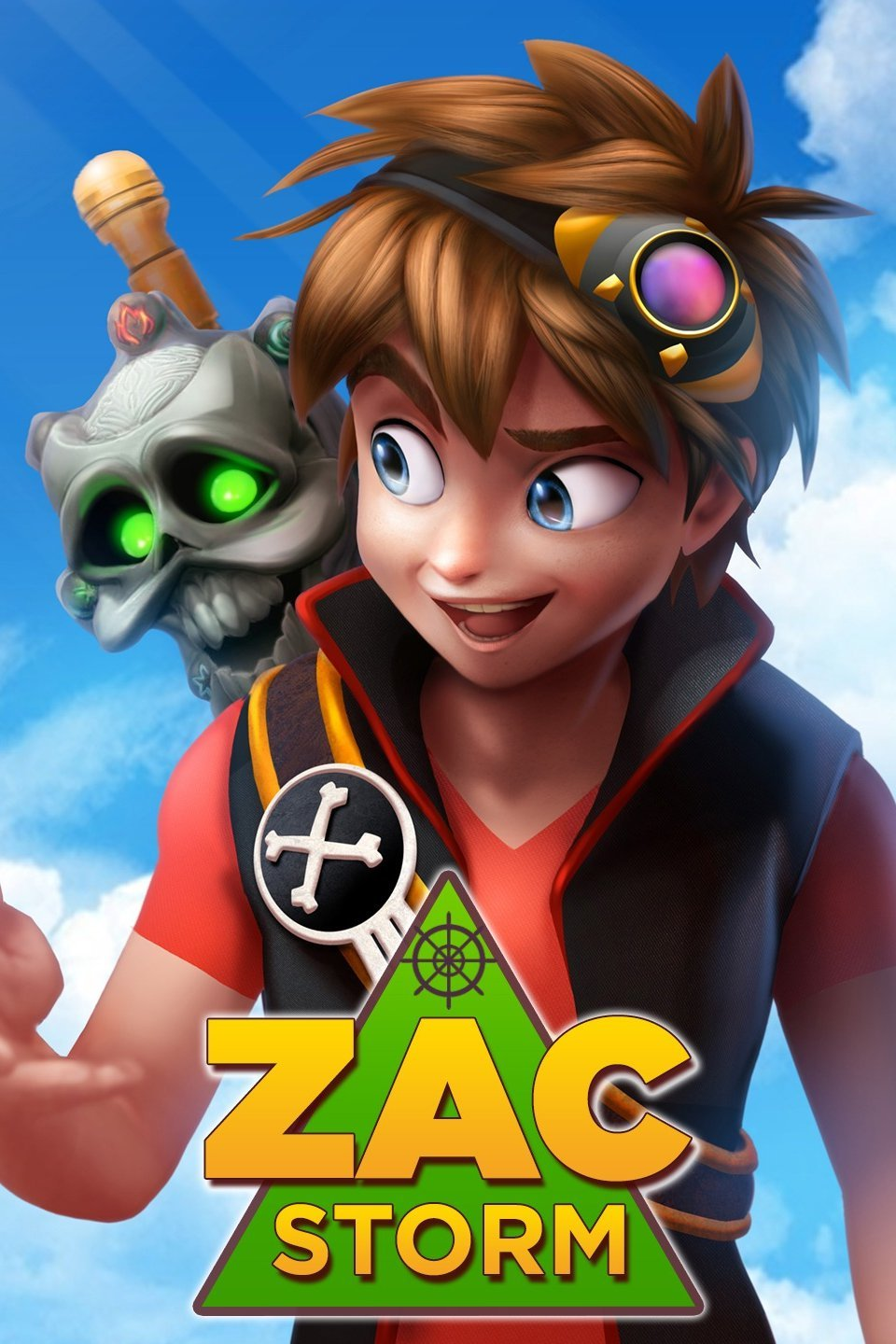 Zak Storm Season 1 Complete Download 480p WEBRip