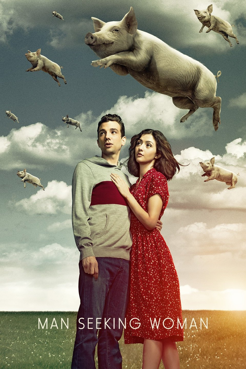 Man Seeking Woman Season 3 Complete Download 480p WEB-DL