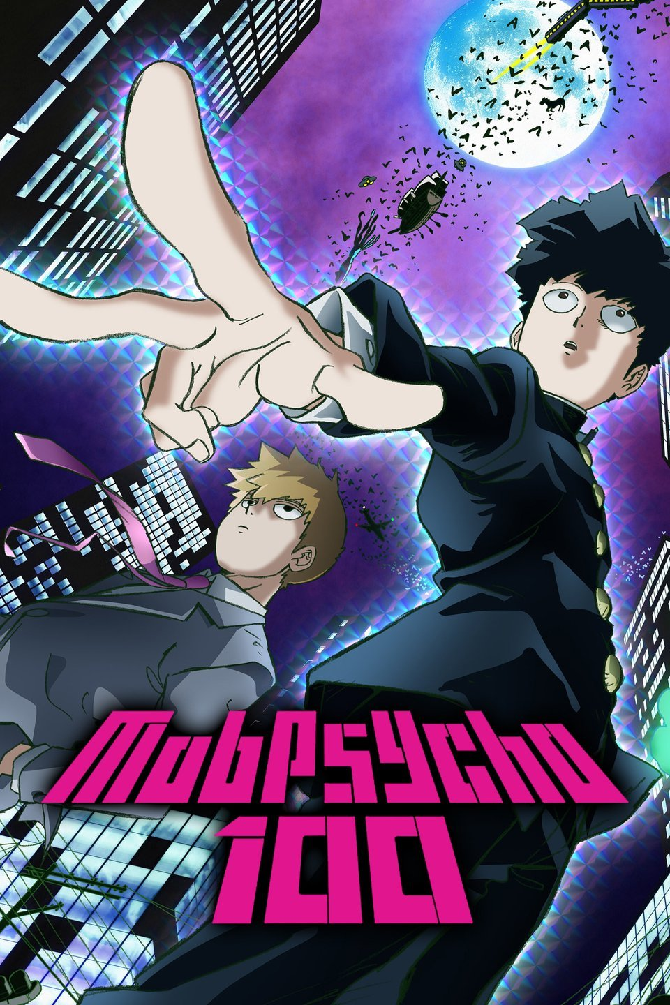 Mob Psycho 100 2nd Season Download & Watch online