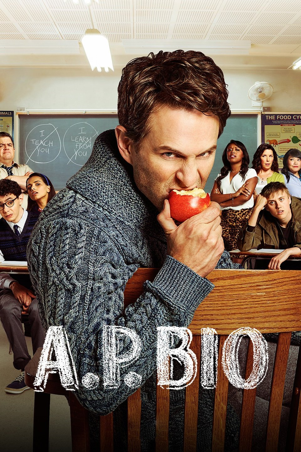 A.P. Bio Season 1 Episode 9 Download WEBRip 480p 720p